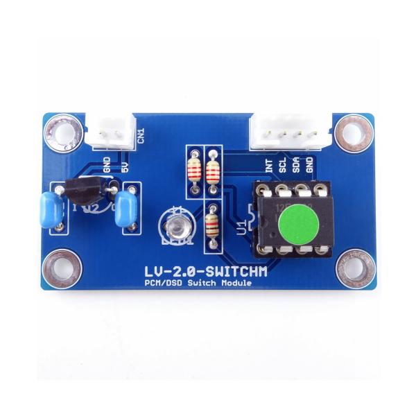 PCM/DSDスイッチ基板キット